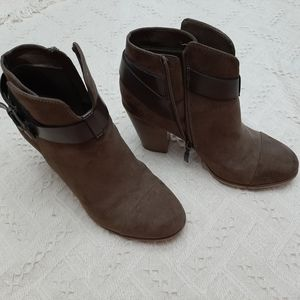 Limelight boots brown size 8.5